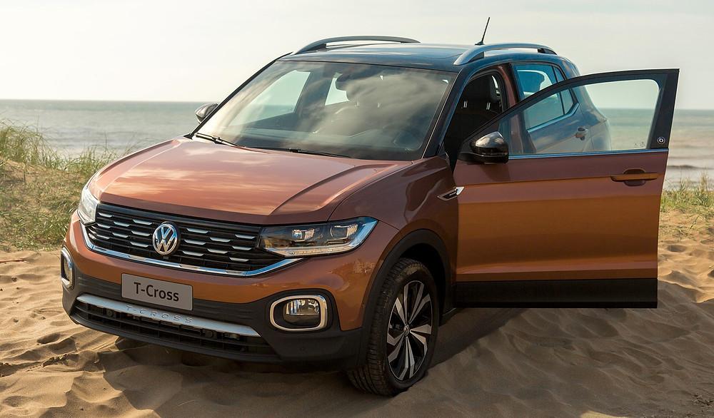 Volkswagen-Tcross