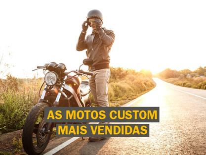 [2021] Quanto custa o seguro das motos Custom mais vendidas no Brasil