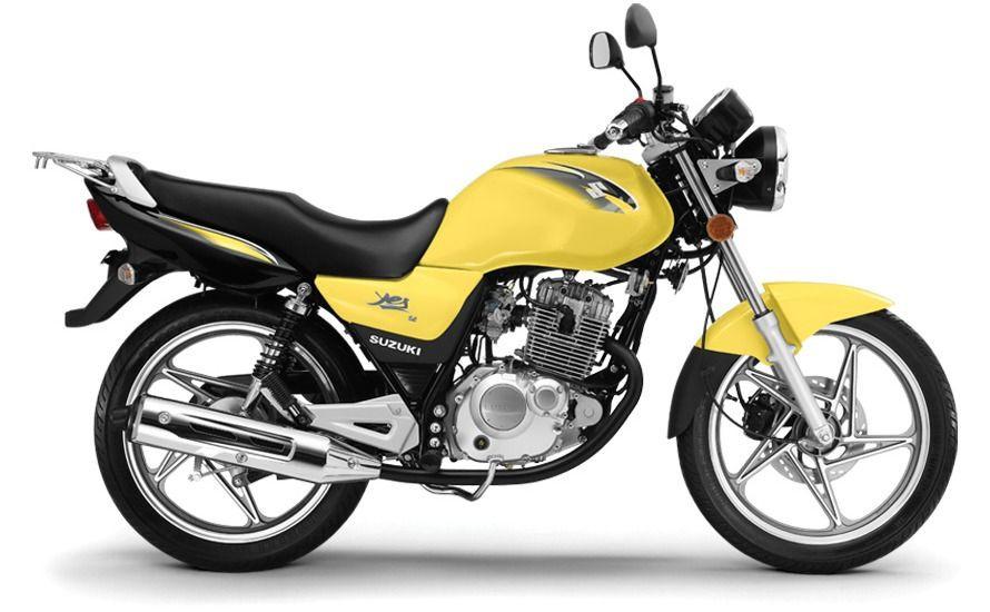 Suzuki-Yes-125