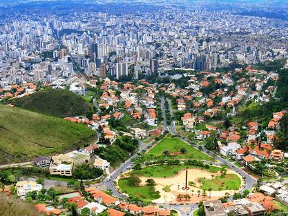 Bairros campeões em roubo e furto em Belo Horizonte