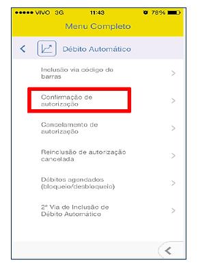 0c02fac205 Como autorizar débitos automáticos no Banco do Brasil