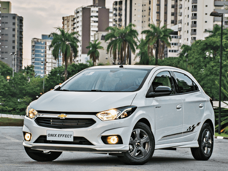 GM Chevrolet Onix