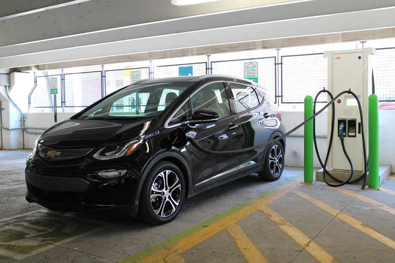 GM Chevrolet Bolt 2019