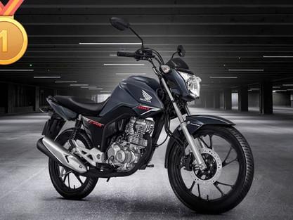 Quanto custa o seguro das 10 motos mais vendidas no Brasil (Agosto 2020)