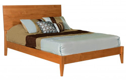 2 West Alder Platform Bed