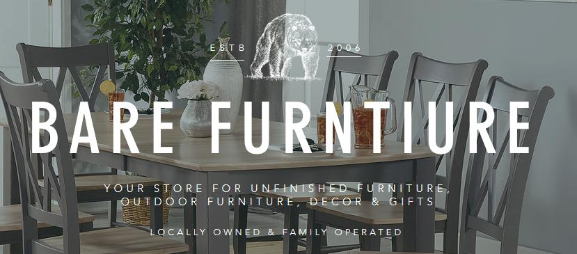 Bare naked furniture