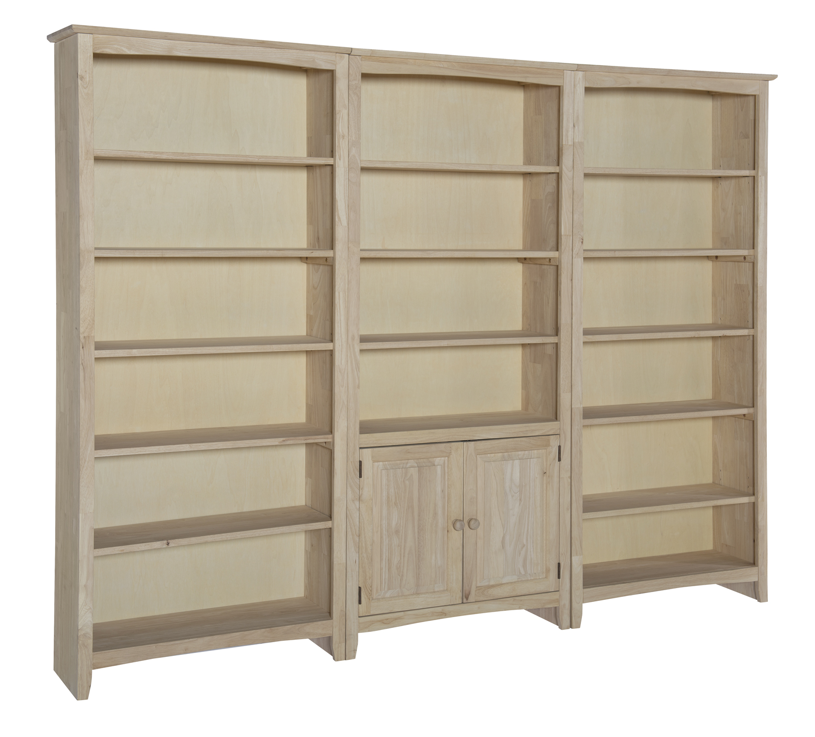 Parawood Bookcases door kit