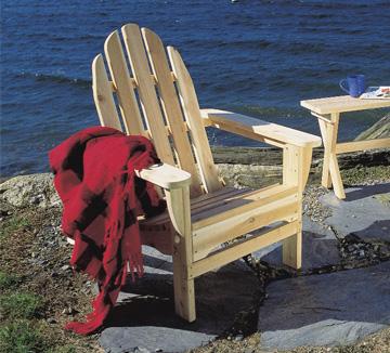 White Cedar Adirondack