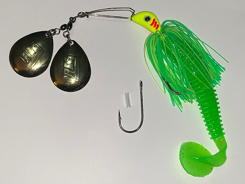 Side 'B'Side Spinnerbait - OZ