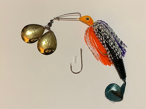 Side 'B' Side Spinnerbait - Weezley