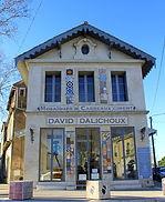 Showroom carreaux ciment David Dalichoux