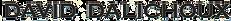 David Dalichoux logo