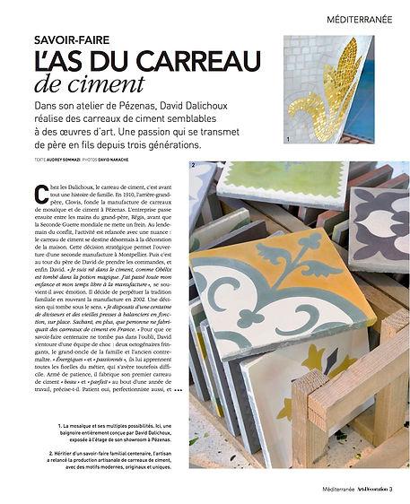 Article Art&Décoration