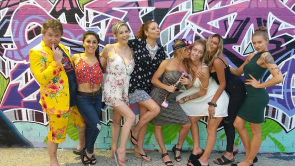 The Sinsations Ladies