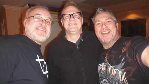 Randy Dorman (Kenny Rogers Band), Brian Franklin(Alan Jackson/Kenny Rogers Band) & Me