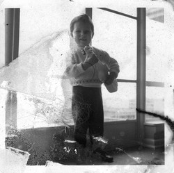 Baby Jon with Guitar (B&W)_edited