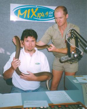 Me with Olive Python - Mix FM Darwin.jpg