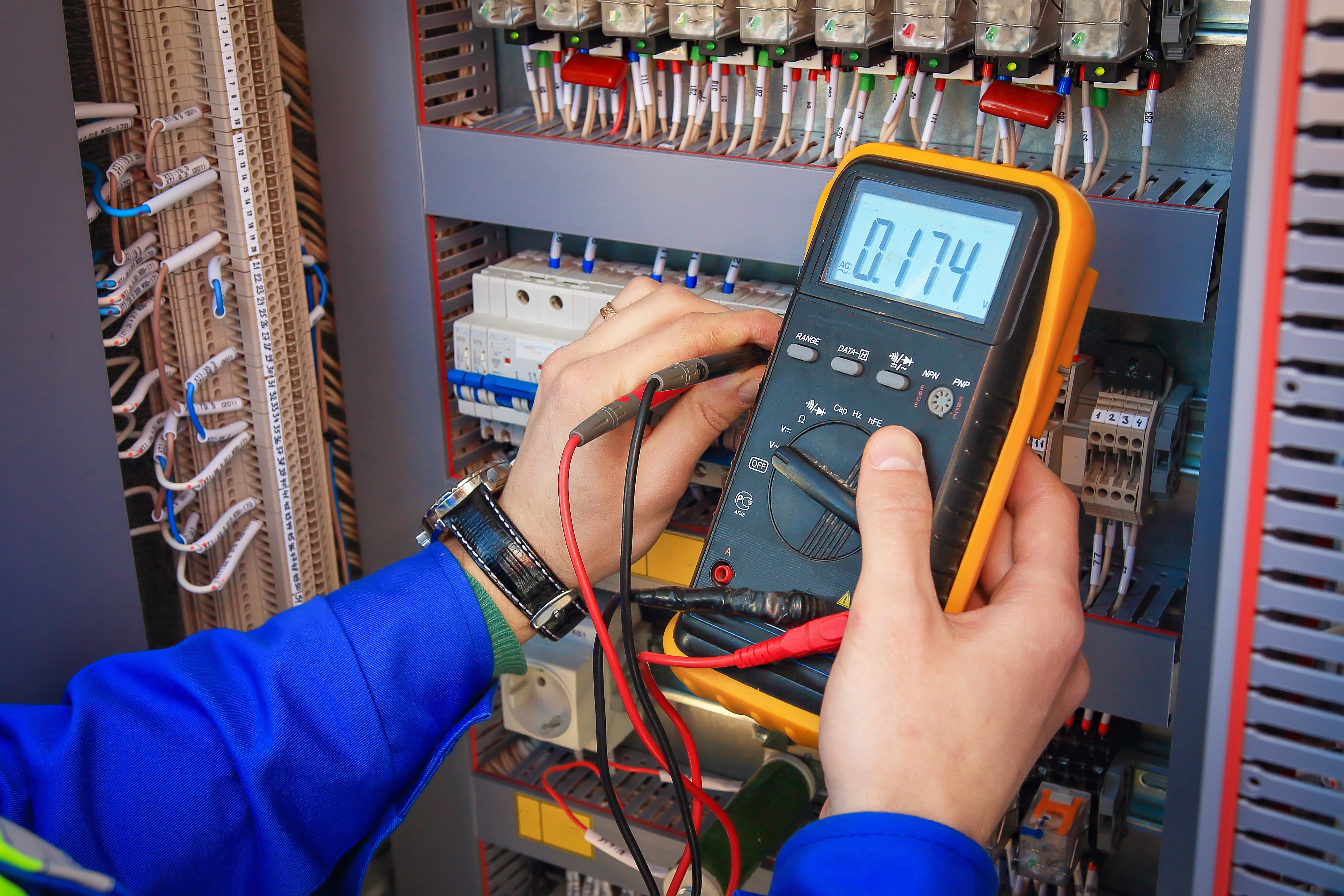 Electrical Test and Inspection (EICR)