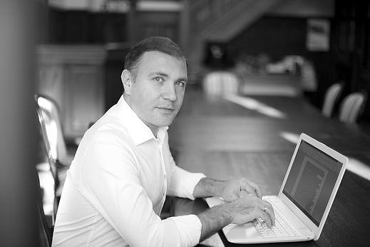 Денис Владимирович Дворников, публицист, спичрайтер
