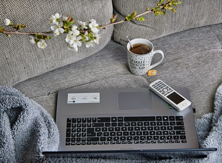 WFH Wednesday: Tips for Setting Up Your Workspace