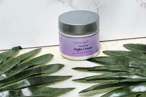 Nourishing Night Cream-