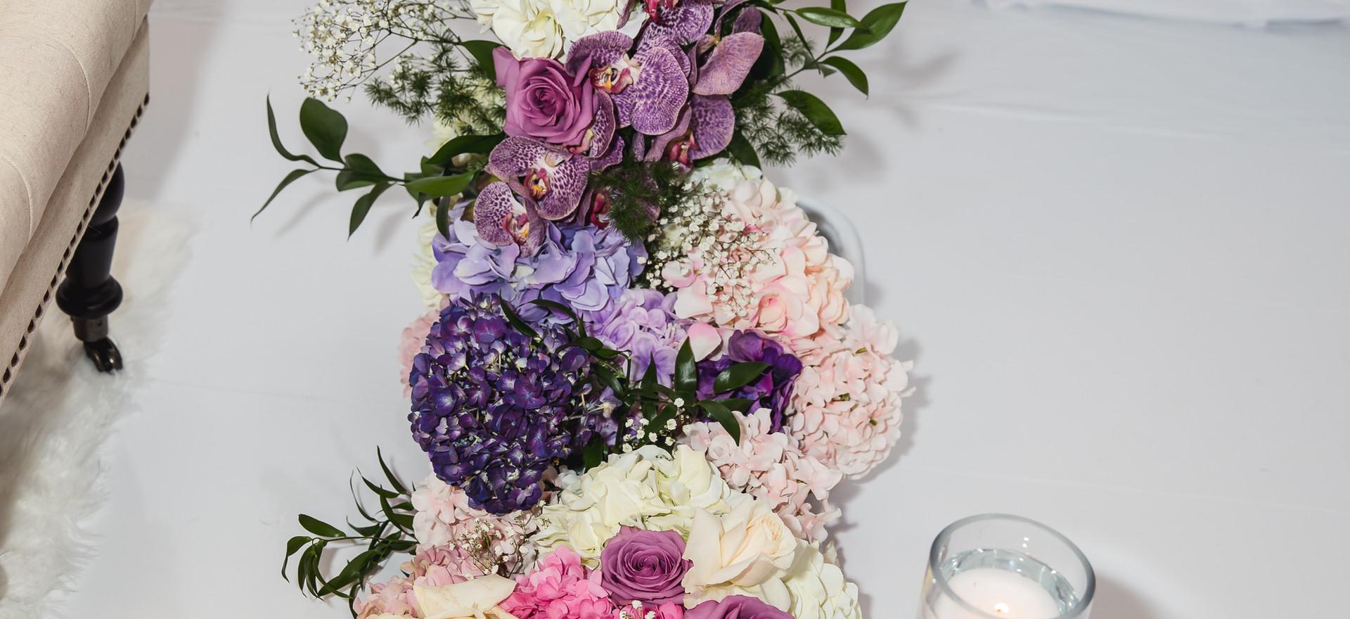 ftk purple tunnel styled shoot wedding p