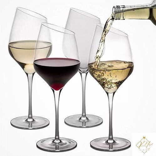 Pisa Wine Glass