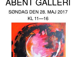 ÅBENT HUS I GALLERI ART2JOY