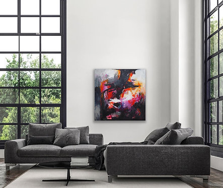 Dream - 100 x 100 cm