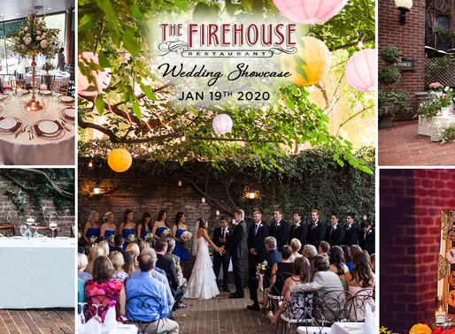 The Firehouse Wedding Showcase