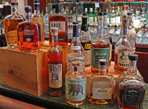 Whiskey 101 - Part 2: An entry level guide to American Whiskey...