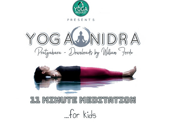 Yoga Nidra ॐ für Kinder (11 Minuten)