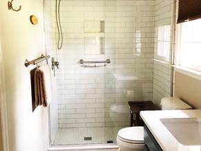 Moore Master Bathroom Remodel