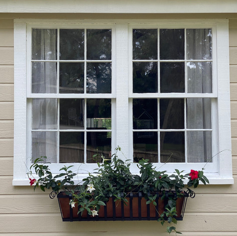 She Shed Windows