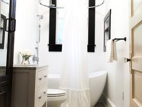 Vintage Glam Bathroom Reveal