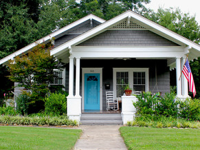 The Little Gray Bungalow