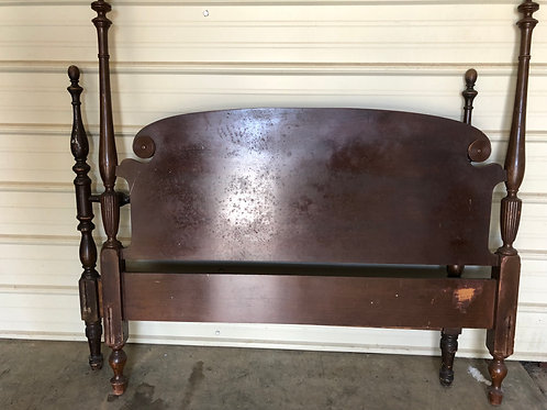 Vintage Full Bed Set