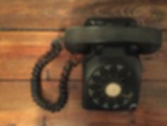 Vintage Telephone - Heather Homes