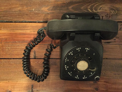 Vintage Telephone - Heather Homes