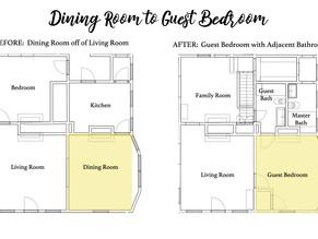 Guest Bedroom: ORC Week Two