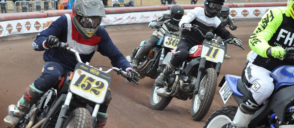 DirtQuake 2019 Preview: Flat Track Friday and DTRA Hooligans Round 4, Arlington Stadium, Sussex