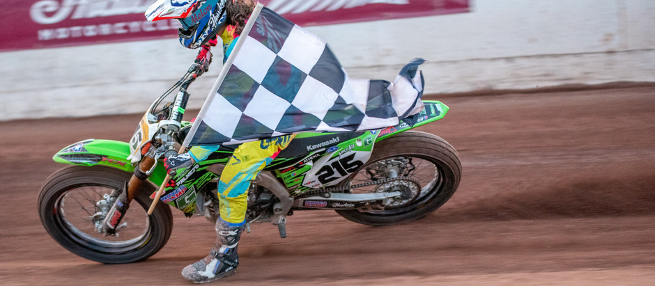 Indian Motorcycles DTRA Nationals Round 6, Redcar - Race Report and Results