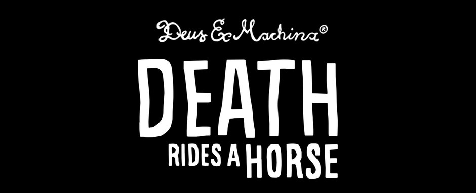 *SOLD OUT* DTRA Nationals Pre-Round 6 Party - 'Death Rides a Horse' Deus Film Screening, Tynemouth