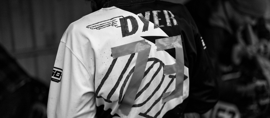 Meet the Riders: Erin Dyer - When Flat Track is Family