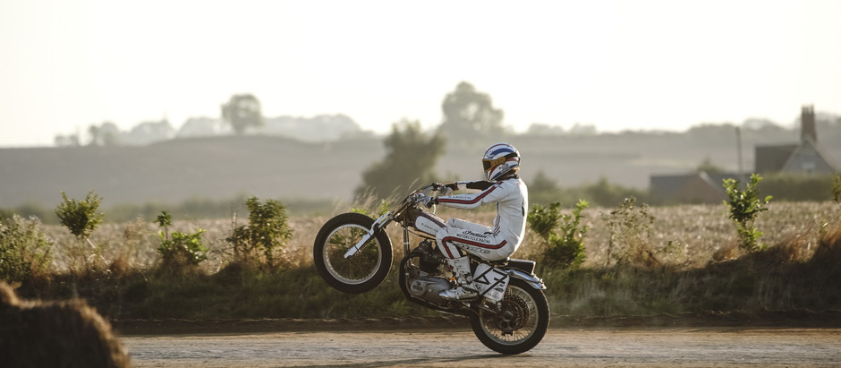 Indian Motorcycles DTRA Nationals, Euros and Hooligans Round 7 - Photo Highlights