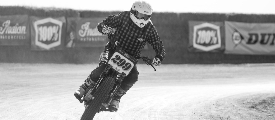 Meet the Riders: Barry 'the Punk' Stevenson - From Drifting to Dirt Track