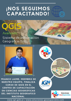 Sistema de Información Geográfica (GIS)
