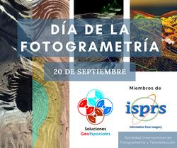 Día de la Fotogrametría