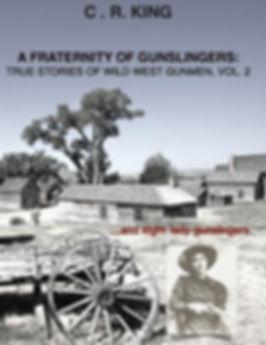 A FRATERNITY OF GUNSLINGES, Vol 2a.jpg