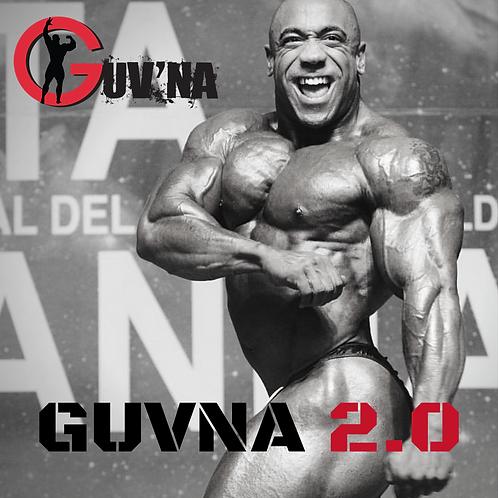 The Guv'na High Intensity Training Program 2.0